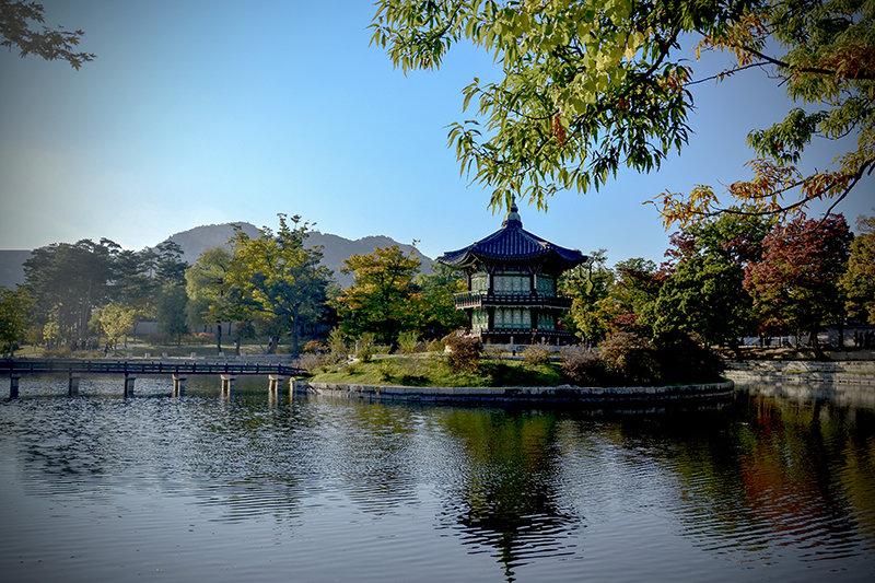 韩国风景图高清